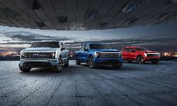 https://safirsoft.com Ford's all-electric F-150 is good for 300 miles of range and 0-60 mph in the mid-4 second range