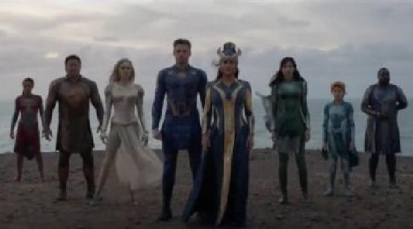 https://safirsoft.com We have our first good look at Eternals as Marvel drops extended teaser