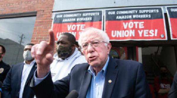 """https://safirsoft.com Bernie Sanders seeks to eliminate the """"Bezos Bailout"""" in space"""