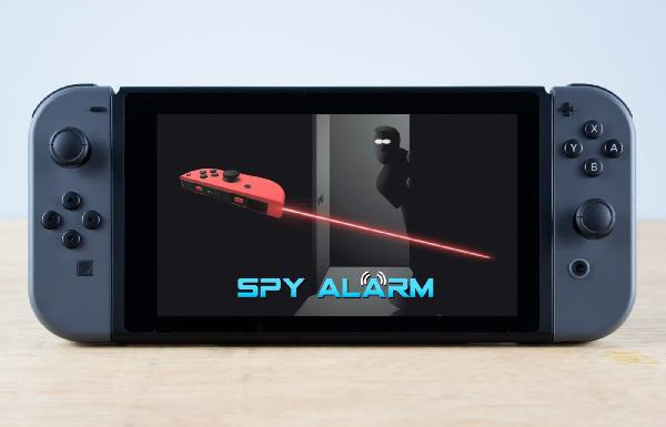 https://safirsoft.com Nintendo Switch app turns the Joy-Con into an infrared tripwire