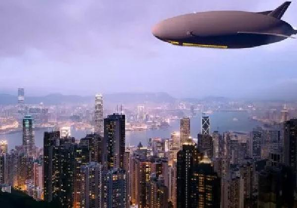 https://safirsoft.com Company aims to offer short-haul airship travel by 2025, helping reduce airline industry's CO2 emissions