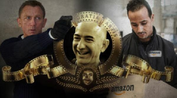 """https://safirsoft.com Amazon to buy MGM, touts """"treasure trove of IP,"""" including James Bond"""