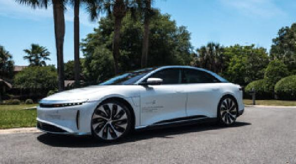 https://safirsoft.com We got our first ride in the electric Lucid Air sedan