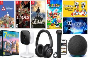 https://safirsoft.com A number of recommended Nintendo Switch games are on sale today