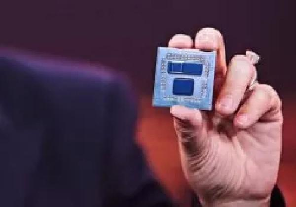 https://safirsoft.com AMD shows off stacked 3D V-Cache chiplets, resulting in up to 192MB of L3 cache