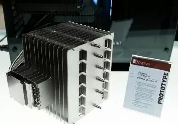 https://safirsoft.com Noctua's massive 3.3-pound NH-P1 fanless cooler arrives with $100 price
