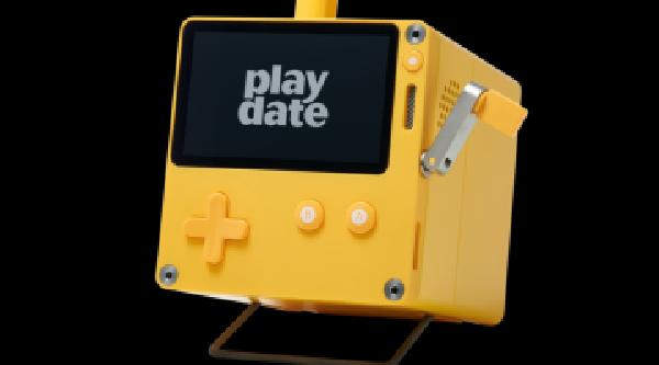 https://safirsoft.com Playdate, the console with a crank, gets July preorder for $179, game details