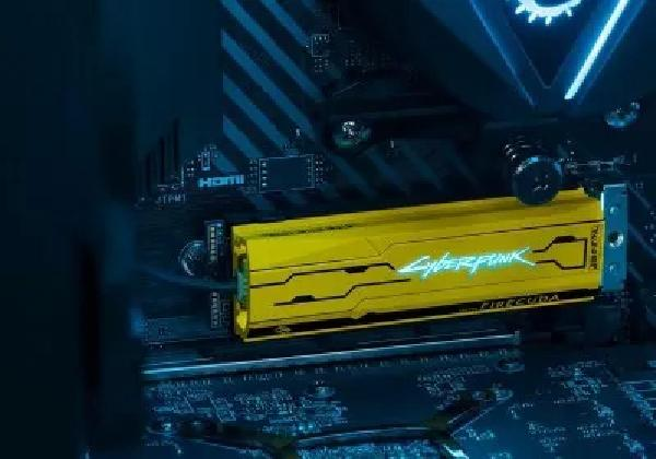 https://safirsoft.com Seagate shows off limited edition Cyberpunk 2077-themed SSD