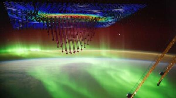 https://safirsoft.com Electrons in ionosphere catch a plasma wave to produce brightest auroras