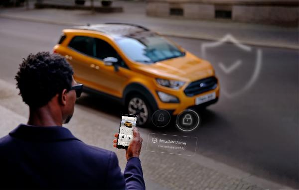 https://safirsoft.com Ford is bringing its smartphone-connected security system to more vehicles