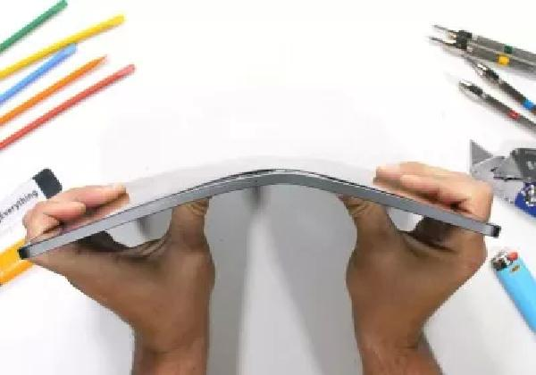 https://safirsoft.com Apple's M1-powered iPad Pro handles burns, scratches, and bending quite well