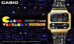 https://safirsoft.com Casio created the Pac-Man watch based on the republishing of a classic watch