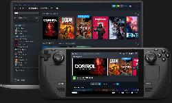 https://safirsoft.com Valve's Steam Deck targets 800p and 30Hz gameplay, and an internal user-swappable solid-state drive is also available.
