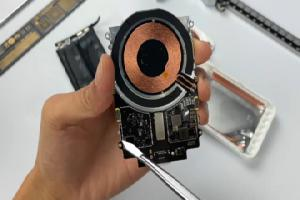 https://safirsoft.com Teardown shows how much Apple's $99 MagSafe battery pack has سعة