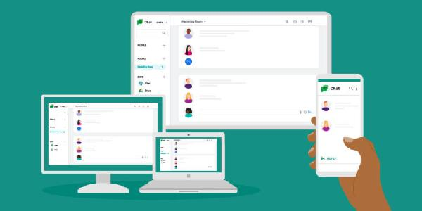 https://safirsoft.com Google Chat Review: Terrible as a Slack clone, but good as a consumer chat app