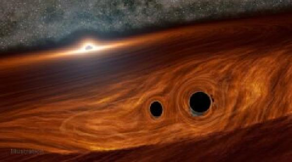 https://safirsoft.com A cluster full of black holes could eject stars