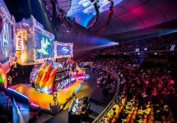 https://safirsoft.com DOTA 2 International is now being held in the largest stadium in Romania