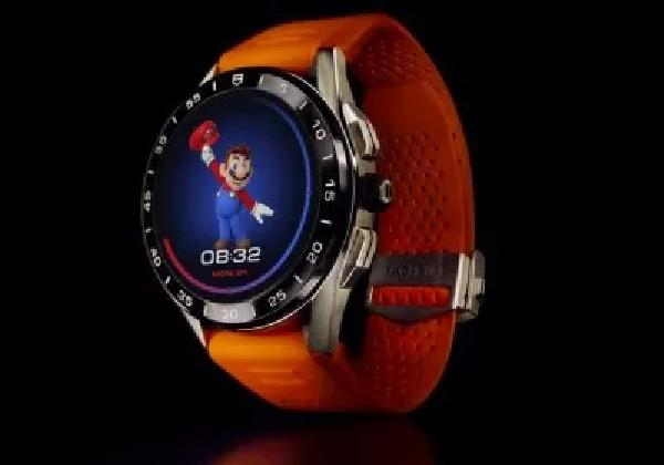 https://safirsoft.com Tag Heuer has announced a Super Mario-themed Android smartwatch priced at $2,150