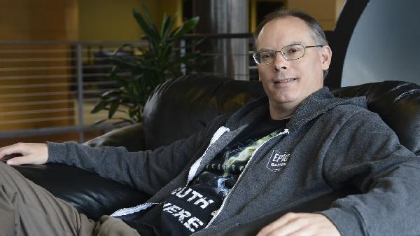 https://safirsoft.com Sweeney Tim Stephen Dick, CEO of Epic, considers Valve an amazing move