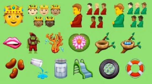 https://safirsoft.com There is an elf, a pregnant man and a low battery in the list of new suggested icons