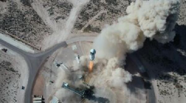 https://safirsoft.com Blue Origin is set for the first historic human flight from the New Shepard system