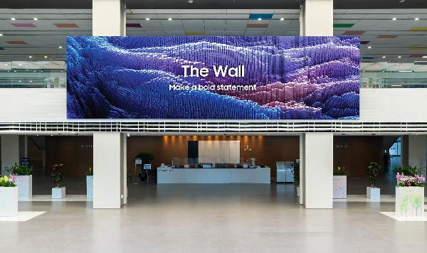 https://safirsoft.com The latest Samsung Wall TV measures over 1000 inches