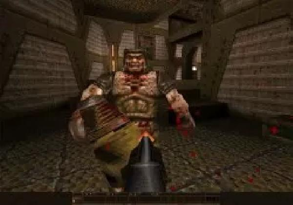 https://safirsoft.com In 1995, 15-inch screens with a resolution of 800 x 600 were standard, so what kind of screens did John Carmack use to encode Quake?