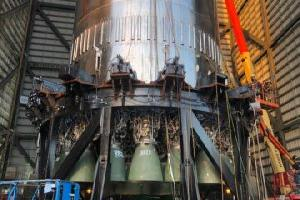 https://safirsoft.com Last night, SpaceX installed 29 Raptor engines on a Super Heavy rocket