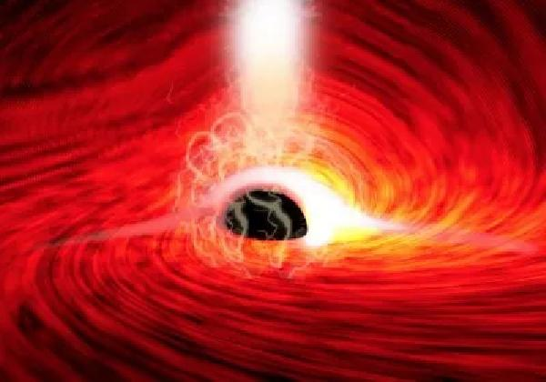 https://safirsoft.com Astronomers first observed light behind a black hole and reconfirmed Einstein's theory of general relativity
