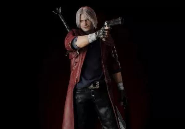 https://safirsoft.com Do you have an extra $4,300? You can buy this 43 inch Dante Devil May Cry Statue 5