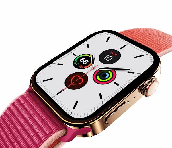 https://safirsoft.com According to rumors, Apple Watch 7 Series has a flat bezel and larger screen size