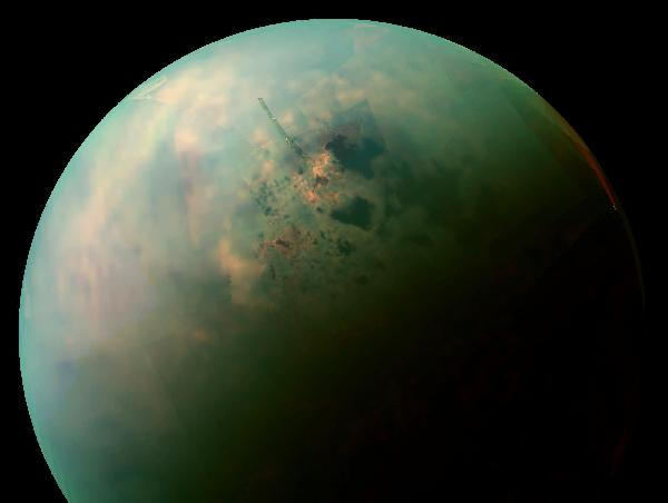 https://safirsoft.com Scientists have reconstructed the chemical composition of Saturn's largest moon in test tubes