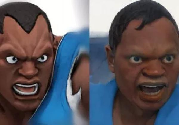 https://safirsoft.com Watch the horror of Street Fighter characters with artificial intelligence from Google