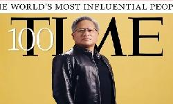 https://safirsoft.com Jensen Huang, as one of Time magazine's most influential people, has taken his cover