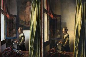 https://safirsoft.com Wermer's finally reconstructed painting shows a hidden cupid in the background