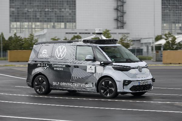 https://safirsoft.com Argo AI and Volkswagen showed their cars