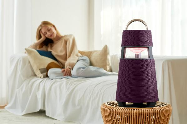 https://safirsoft.com The new LG Xboom speaker delivers 360-degree sound and lighting