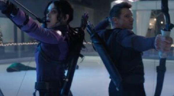 https://safirsoft.com Jeremy Renner shows off his bow in a fun holiday-themed trailer for Hawk