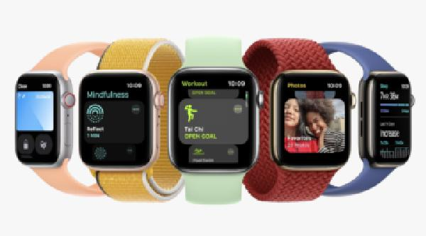 https://safirsoft.com Apple Watch changes visually with Series 7