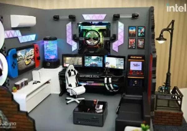 https://safirsoft.com Design this amazing PC that looks like a game room