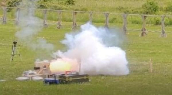 https://safirsoft.com Scientists tested medieval gunpowder instructions with a replica of a 15th century cannon