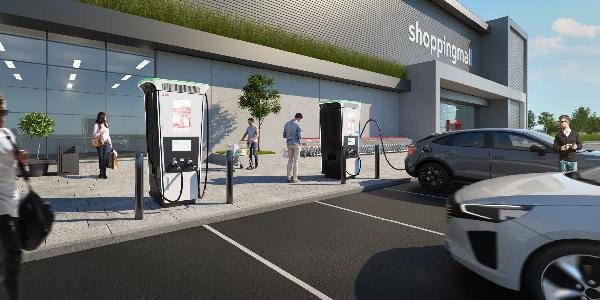 https://safirsoft.com Terra 360 ABB can charge your electric vehicle in less than 15 minutes