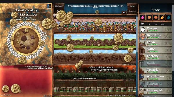 https://safirsoft.com Cookie Clicker, pioneer of Idle, is coming to Steam