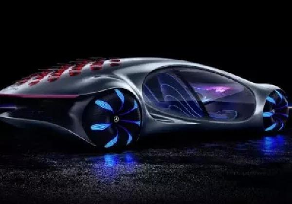 https://safirsoft.com Mercedes-Benz unveils mind control technology in its Vision AVTR concept car