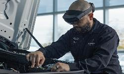 https://safirsoft.com Mercedes-Benz and Microsoft HoloLens 2 show the impact of augmented reality on the car space