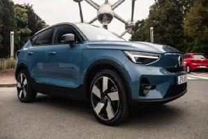 https://safirsoft.com Volvo C40 puts the 2022 lightweight electric cargo first