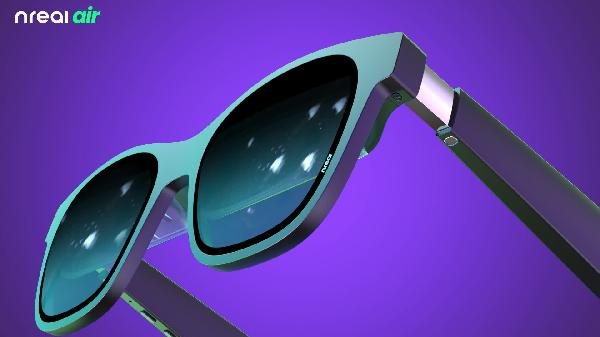 https://safirsoft.com Nreal's latest augmented reality glasses is a wearable 201 inch TV