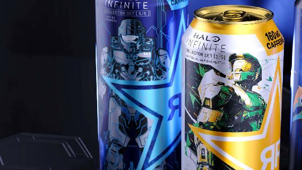 https://safirsoft.com Xbox partners with Rockstar energy drink on Halo-inspired collecting cans