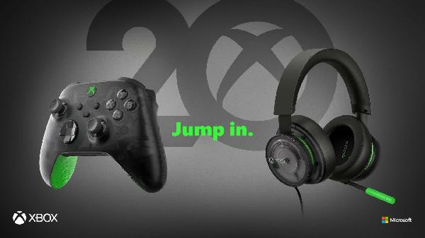 https://safirsoft.com Xbox celebrates its 20th anniversary with special equipment and products