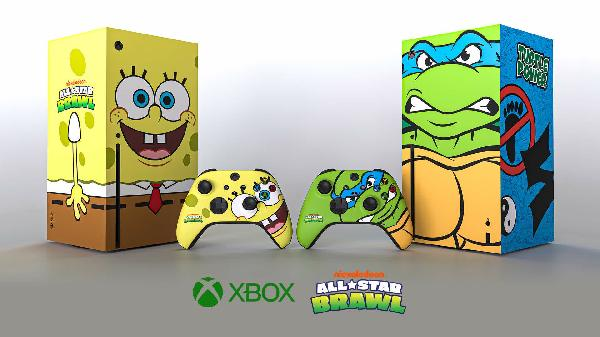 https://safirsoft.com Microsoft introduces two dedicated Xbox Series X controllers to celebrate Nickelodeon All-Star Brawl